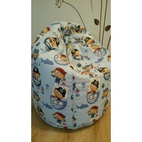 KALÓZOS babzsák fotel (felnőtt méret)